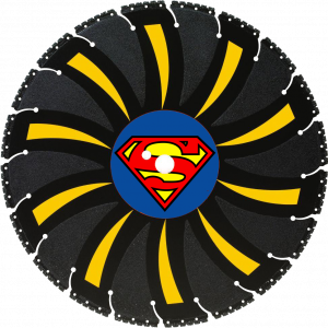 Superman Rescue Supreme Series Diamond Blade