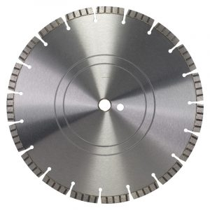 Segmented Turbo Supreme Series Diamond Blade