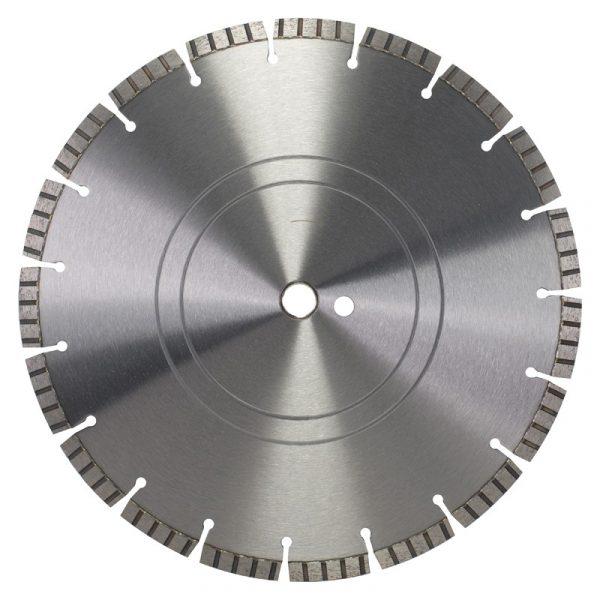 Segmented Turbo Supreme Series Diamond Blade