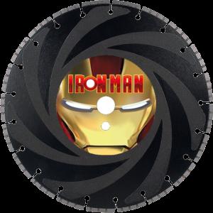 Iron Man Ductile Iron Supreme Series Diamond Blade